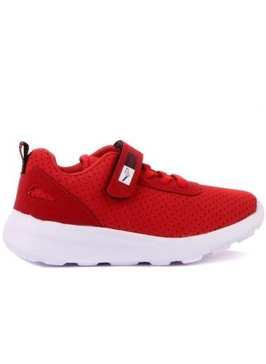 Cool 20-S20 Kırmızı Erkek-Kız Çocuk Bebe Fileli Günlük Spor Ayakkabı Kırmızı